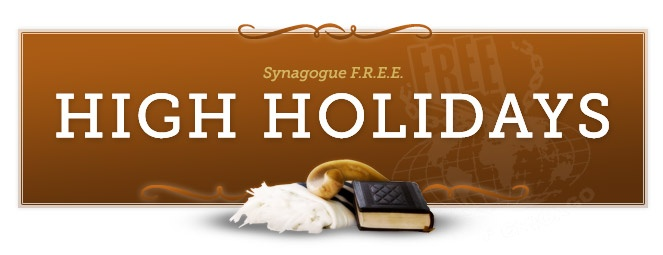 High Holidays with Synagogue FREE